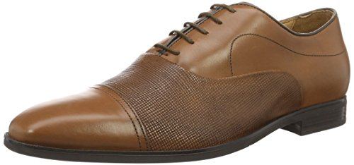 Geox Herren U New Life C Oxford Braun (Whiskyc6627)