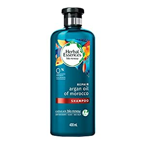 Herbal Essences Argan Oil Of Morocco Shampoo, 13.5 Fluid Ounce 1pc