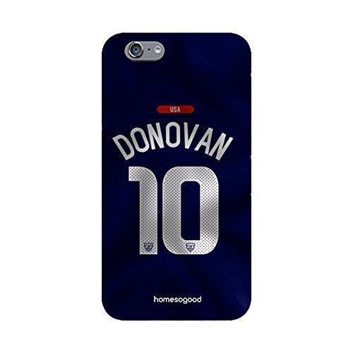 HomeSoGood Landon Donovan Football Blue 3D Mobile Case For iPhone 6 (Back Cover)