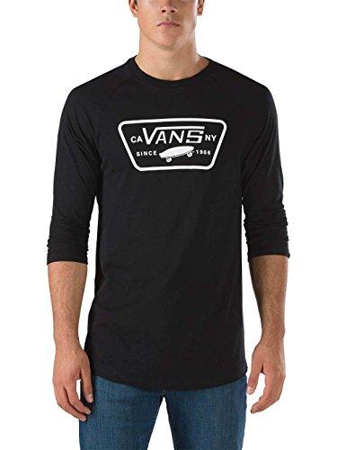 Vans Camicie e T-shirt sportive M Full Patch Raglan Black M