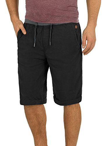 Top Herren Trachten - BLEND Claude 20703794 Chino Shorts, Größe:L;Farbe:Black
