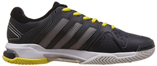 adidas Barricade Team 4, Sneakers basses homme Gris