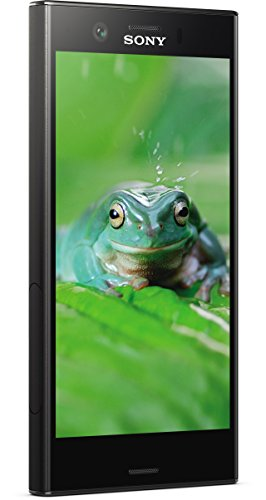 "Sony Xperia XZ1 Compact 4G 32GB Black - Smartphones (11.7 cm (4.6""), 32 GB, 19 MP, Android, 8, Black) [versione Germania]"