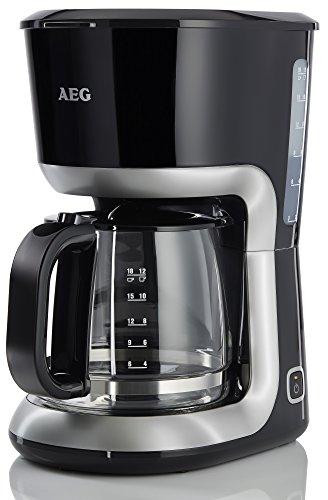 AEG Kaffeemaschine PerfectMorning KF3300 (1080 Watt, 1,5 Liter, Wasserstandsanzeige,...