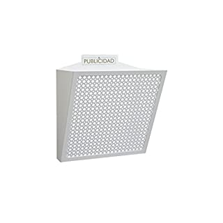 Arregui Licht LED, weiß, 6.5x 10cm