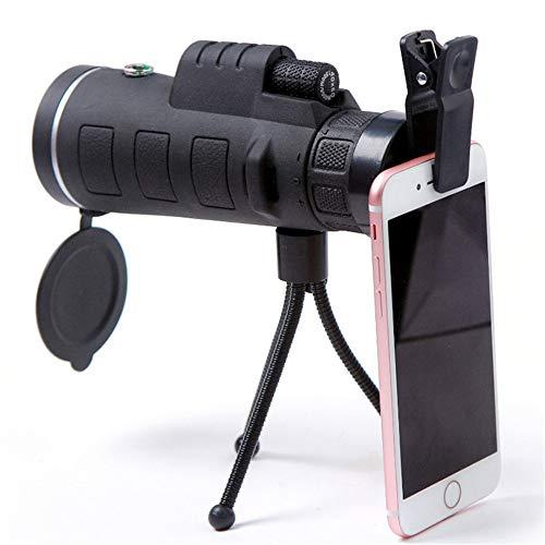 TLgf Teleskop-Mobilfunk-Teleskop 40X60 tragbare Outdoor-Kamera High-Definition-Kamera im Freien Low-Light-Nachtsicht EIN-Röhr-Fotot