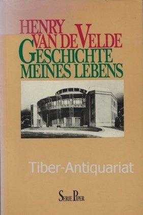 Geschichte meines Lebens. Buch-Cover