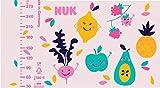 NUK Flexi Cup, 300 ml, Soft-Trinkhalm-Becher mit Silikon-Trinkhalm, auslaufsicher, rosa, ab 18 Monaten - 3