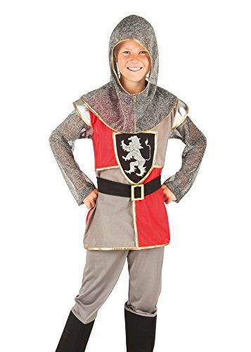 Kinderkostüm Tapferer Ritter (Edle Krieger Kleine Kostüm)