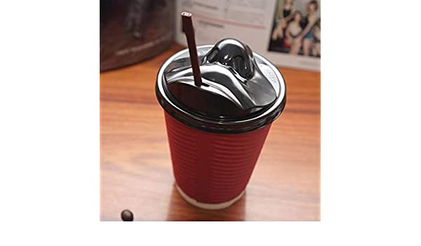 100PCs Take Kiss out Paper Coffee Mug Lid paper Cup new