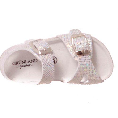 Grunland Junior Sb0812 20 25 Argento Arg Taglia 25 Exclusivo Precio Barato  Ofertas De Precio 84b8e0d3cf0