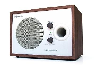 Tivoli Audio Model MSCLA Subwoofer, Beige/Noce Classico in promozione su Polaris Audio Hi Fi