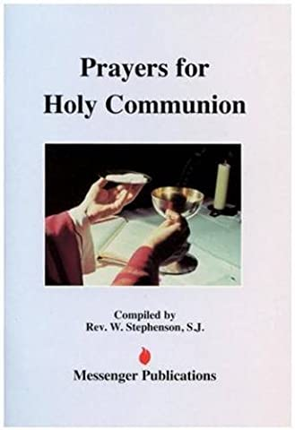 Prayers for Holy Communion