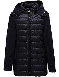 MONCLER 1354Z Giacca Parka BI-MATERIALE Girl Bimba CLEOFEN Ultralight Jacket