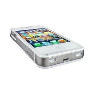 EnerPlex Surfr Schutzhülle für iPhone 4 / 4S mit Solarzelle zum Aufladen des Akkus, 1.400mAh