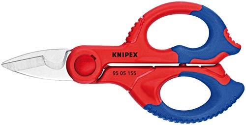 KNIPEX FORBICI X ELETTRIC. ART. 95.05 MM 155 NEXTRADEITALIA Confezione da 1PZ