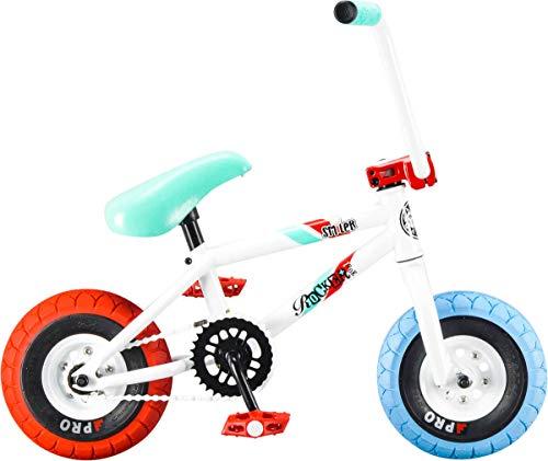 Rocker Irok+ Smiler Mini BMX Bike (Weiß)