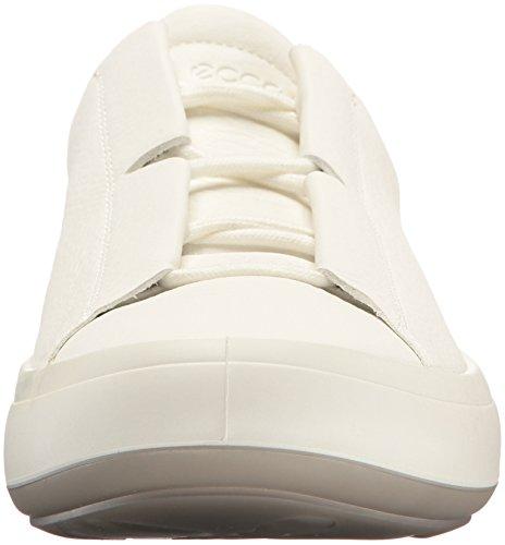 Ecco Herren Kinhin Sneaker Weiß (White/Veg Tan)