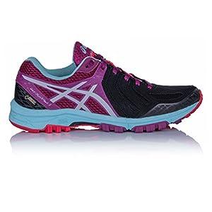 41ESmqfSsuL. SS300  - ASICS Gel-FujiAttack 5 Gore-TEX Women's Running Shoes