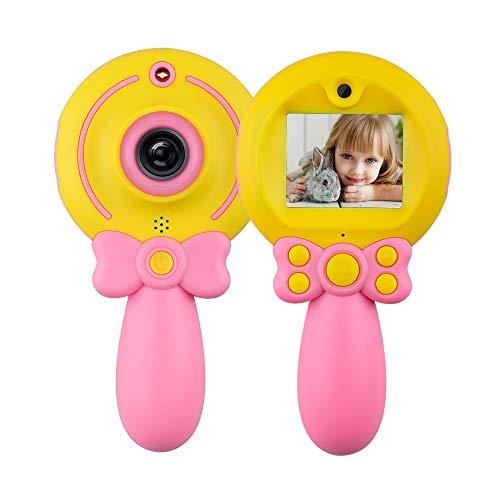 TICE Spielzeug für 4-12 Jahre alte Jungen Kinder, Digitalkamera Geschenke für 5-11 Jahre alte Mädchen Videospielzeug Geschenk Alter 5 7 9 11 Geburtstagsgeschenk Geschenk für 6-13 Jahre alte Kamera - 9 Von Jahren Alter Junge Spielzeug