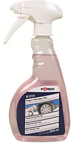 FÖRCH Felgen-Reiniger-Gel R514 500 ml pH-neutral -