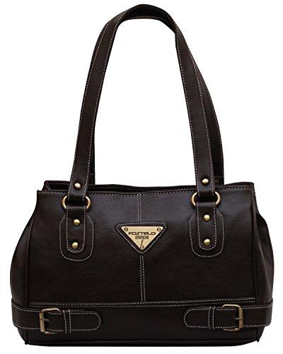 Fostelo Swiss Women's Handbag (Brown)