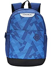 Genius Blaze 22 litres Blue Casual Backpack