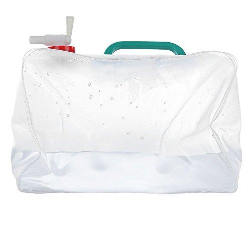 Joymod @ 10L Portatile Borsa Contenitore dell' Acqua in PVC con Manico - Stand Litter Scoop
