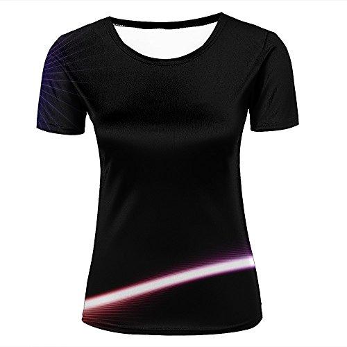 Unisex Funny 3D Printing Tops Tees cool Graphic Fashion Summer Men Women T-Shirt M