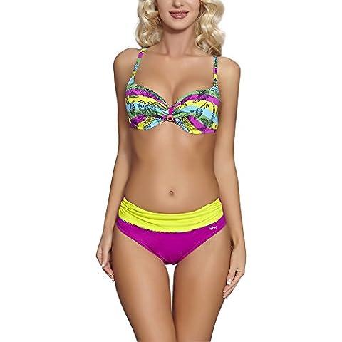 Feba Coordinati da Push Up Bikini per Donna Vesna