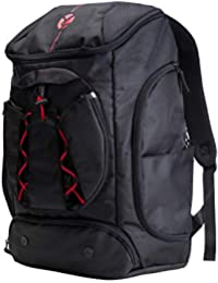 Kuangmi Backpack with Ball Bag Shoes Pocket Wet Clothes Bags Foldable for  Outdoor Sports Basketball Football c2bcccbf2d71b