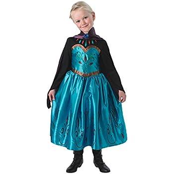ac63bbce3b85 La Señorita Vestito Elsa Frozen abito Incoronazione costume ...
