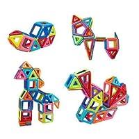 Kids Toy Construction Magnetic Building Blocks  76 Pcs Building Block Educational Toys      SZ0945