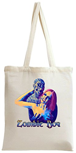 Zombie Boy Rick Genest Tote Bag