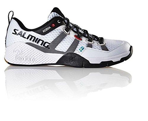 buy popular 8845e 0ebd4 Salming Kobra Zapatillas de balonmano para hombre, Shoe Size- 9 UK