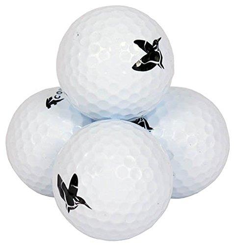 24 ACM con palline in titanio-nucleo 332 Dimpels Cougar 2-piece-ball con compressione 90 tre colori