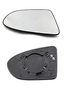 Doctorauto dr165474 miroir glace verre de r troviseur for Remplacement miroir retroviseur exterieur
