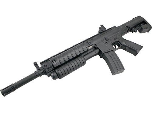 GYD Submachine P308 Plus Softair Einsatz Airgun Gewehr Federdruck 0,5 Joule super Angebot - Softair-sturmgewehr