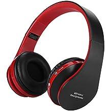 ASHATA Auriculares Gaming para PS4,Auricular Bluetooth Inalámbrico Cascos Headset para Juegos,Micrófono Incorporado