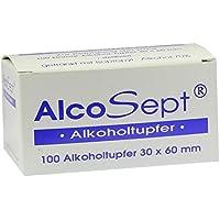 Alkoholtupfer Alcosept 100 stk preisvergleich bei billige-tabletten.eu