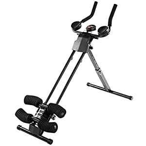 Ultrasport Fitness Power Foldable Abdominal Trainer