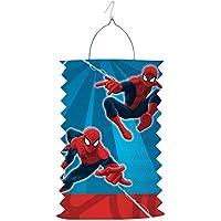 Tren Farol 28cm de altura Spiderman