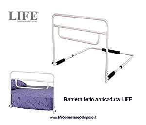 barri re de lit anti chute screen pour personnes g es et handicap es cuisine maison. Black Bedroom Furniture Sets. Home Design Ideas