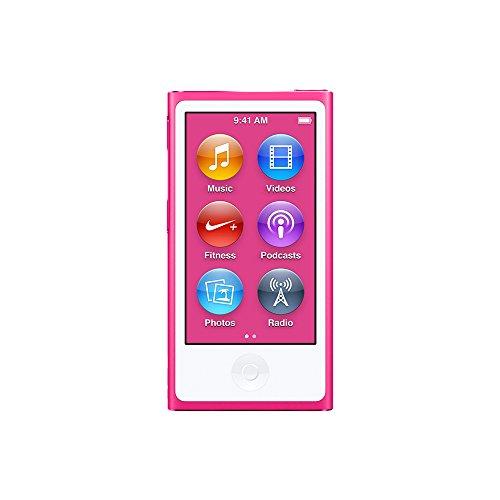 Apple Ipod Nano 16 Go Rose