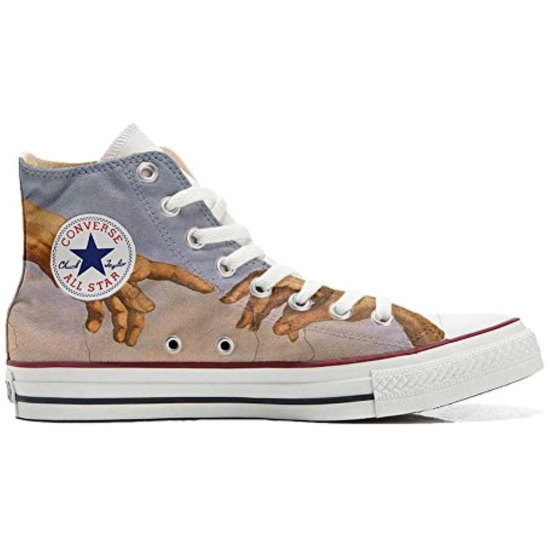 Converse Customized Adulte - Chaussures Coutume universale (Produit Artisanal) giudizio universale Coutume - Size EU 45 - B01MZ97SKC - 4d0c2c