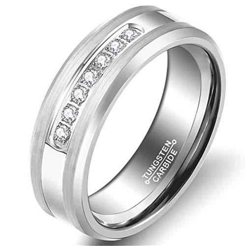 Zirkon Hochzeit Verlobungsringe Und Valentinstag Geschenk Attraktiv Und Langlebig Solide Silber Frau Ring Intelligent Frauen Mode 925 Sterling Silber Ring