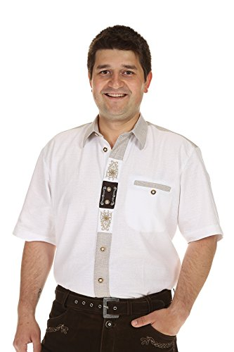 Orbis Herren Hemd Kurzarm 721032-1011/01