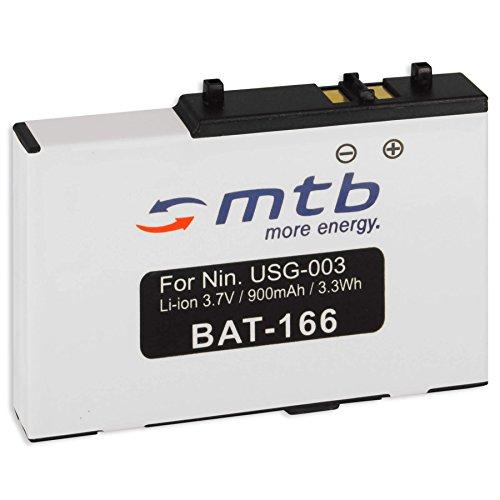 mtb more energy® Ersatz-Akku Typ USG-003 kompatibel mit Nintendo DS Lite