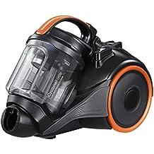 Samsung VC 07K41 E0VL Cylinder vacuum 1.3L 750W A Black,Orange - Vacuums (750 W, A, 28 kWh, 200 W, Cylinder vacuum, Bagless)