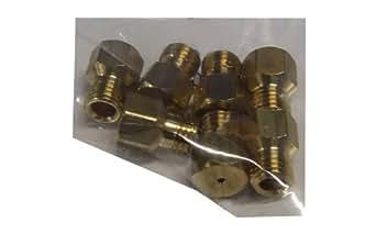 Sachet Injecteurs Gaz Butane Référence : 5025310700 Pour Arthur Martin Electrolux